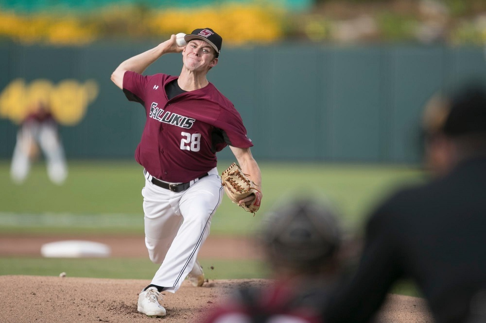 The SIU baseball team announced the signing of four incoming freshmen for next year.