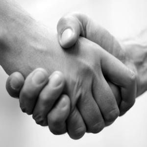 Medium handshake