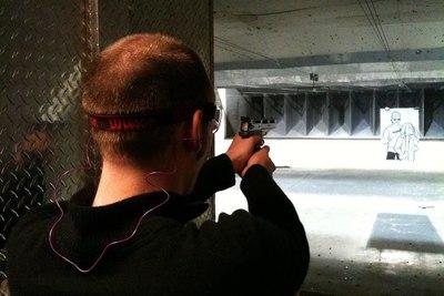 Medium shooting