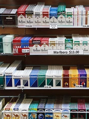 Buy smokeless cigarettes Silk Cut stores
