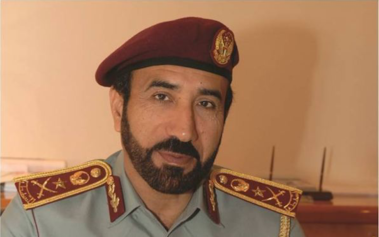 Lt. Gen. Saif Abdullah Al Sha'far