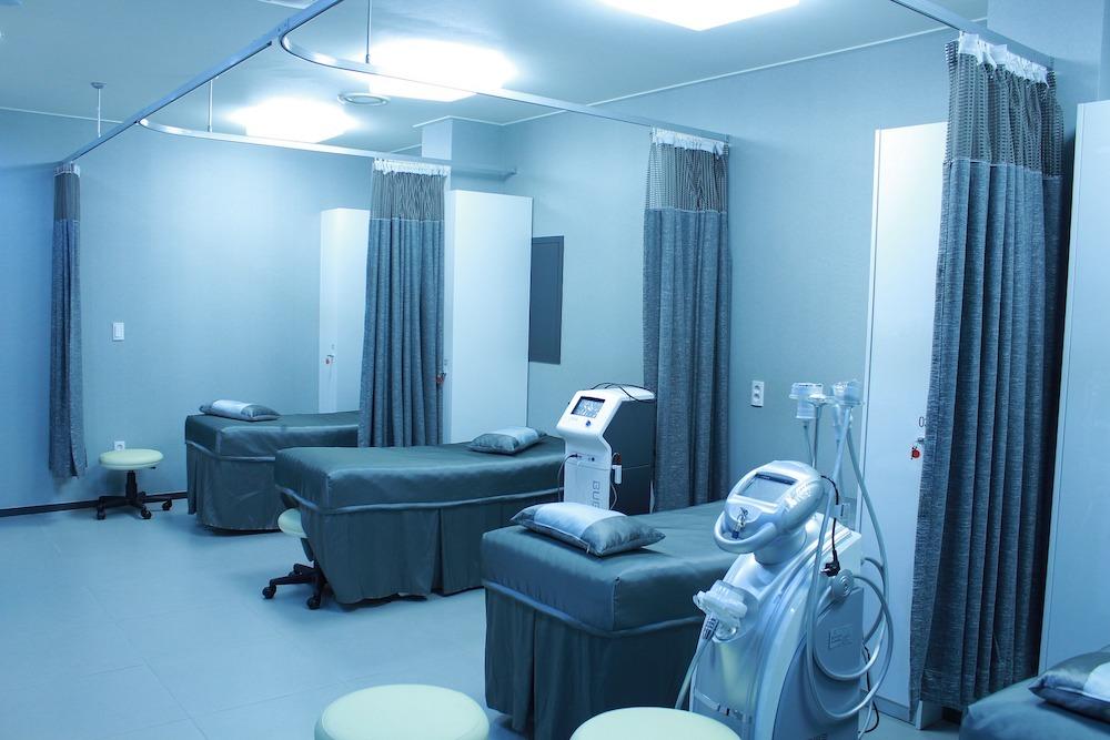 Hospital ward(1000)