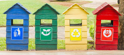 Learning about the different types of recycling can help you understand how to sort your trash.