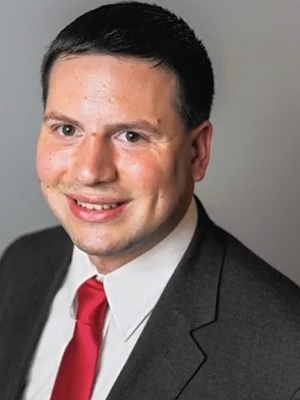 Jared Walczak, a policy analyst for the Tax Foundation
