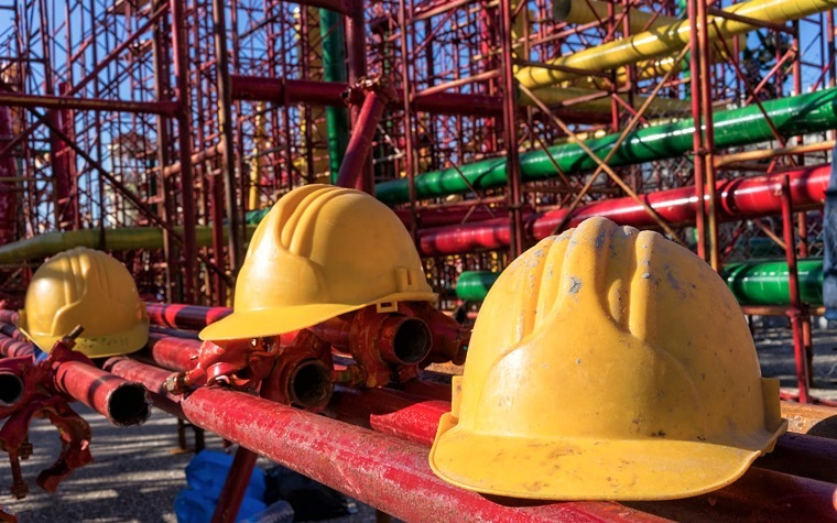 Construction employment up in 37 states.
