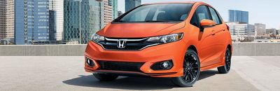 Continental has a number of 2018 Honda Fit models in stock.
