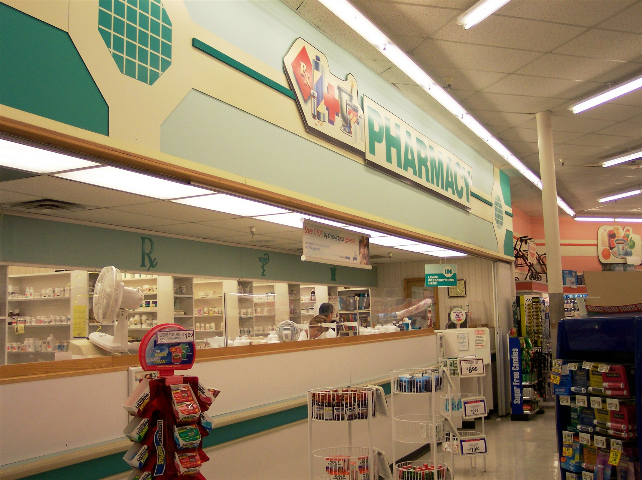 The National Association of Chain Drug Stores wants to see pharmacists recognized as health care providers.