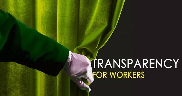 Large workerstransparency