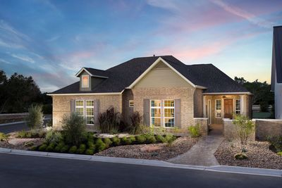 Brookfield Residential boasts a variety of expertly designed homes.