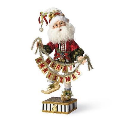 Medium austinworthitmarkrobertsmerrychristmaselfstockingholder11192017