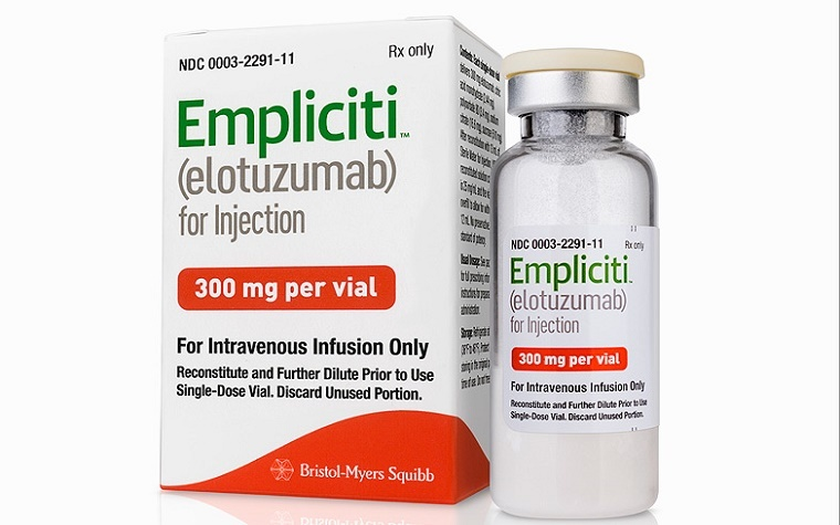 Empliciti approved by FDA for treatment of multiple myeloma.