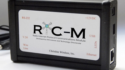 The RC-M from Christine Wareless, Inc.