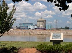 V.C. Summer Nuclear Generating Station, located in Jenkinsville, S.C.