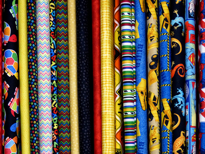 With sewing skills, fabric options multiply for decorating the home.