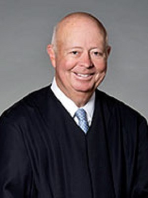 Justice James T. Vaughn Jr.