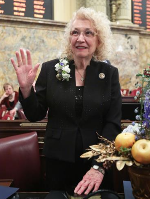 State Rep. Sue Helm (R-Dauphin)