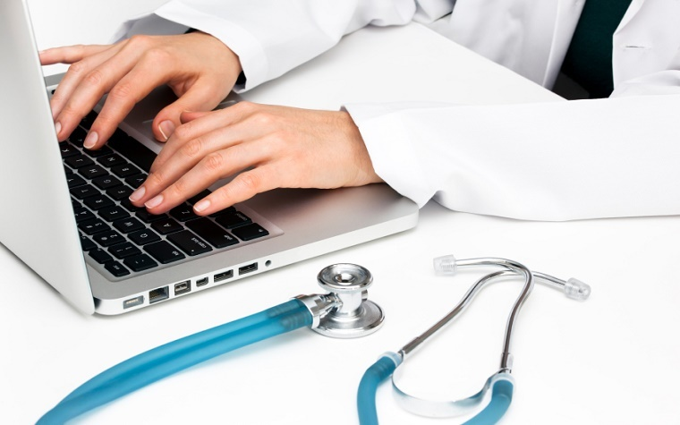 Electronic health records have become standard for primary care.