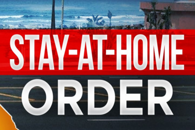 Medium stay at home order
