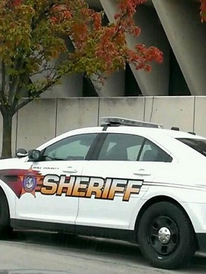 Large willcountysheriffsquadcar