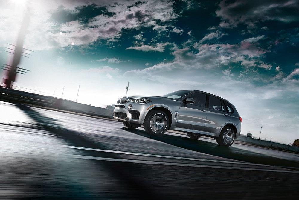 BMW's December sales volume is attributable to its lineup of Sports Activity Vehicles.