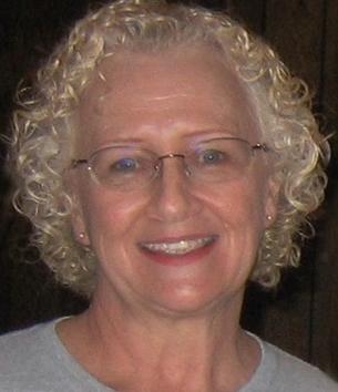 Carol Davis of the Wheaton West Suburban Tea Party