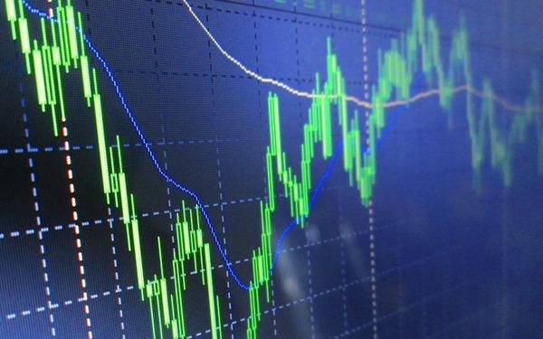 Large stock market
