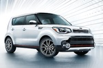 The Best Compact Car for the Money was awarded to Kia Soul.