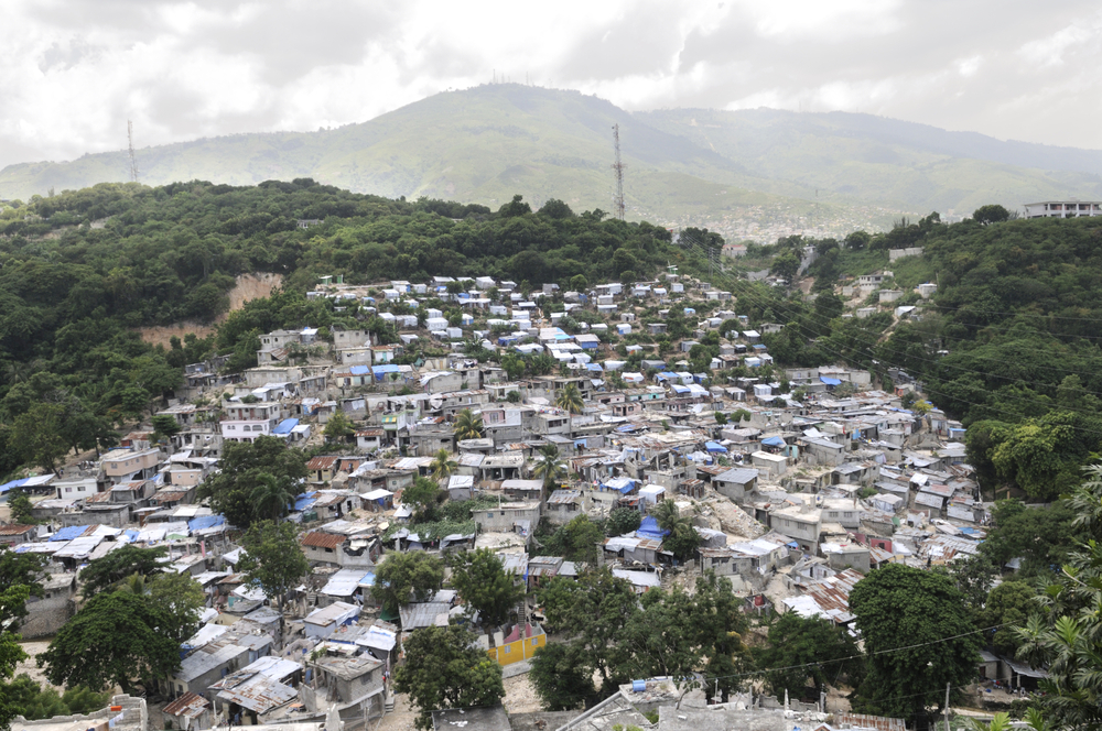 Cholera and other diseases have become rampant across Haiti since Hurricane Matthew in October.