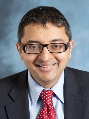 Director of the Illinois Department of Public Health Nirav Shah