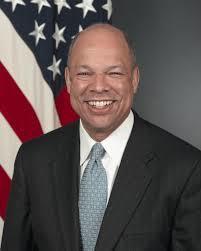DHS Secretary, Jeh Johnson