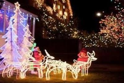 Medium christmaslight