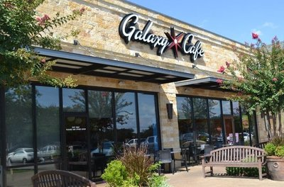 There are four Galaxy Cafes, including one in Southwest Austin on Brodie Lane.