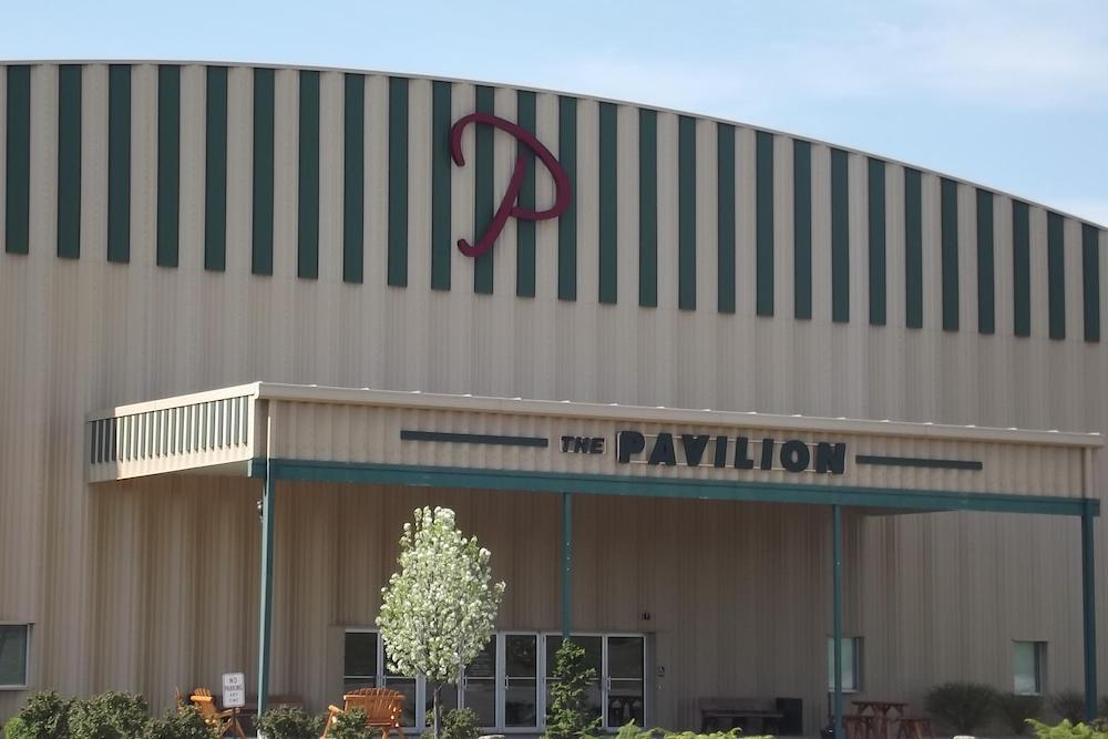 The Pavilon, home of the second annual Southern Illinois Made Expo