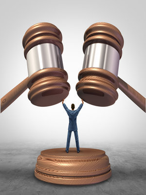 Large arbitration
