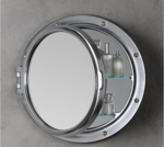 Royal Naval Porthole Mirrored Medicine Cabinet: $469