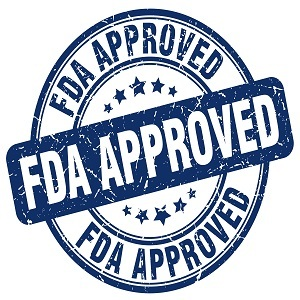 The FDA has approved Silvergate's Qbrelis.