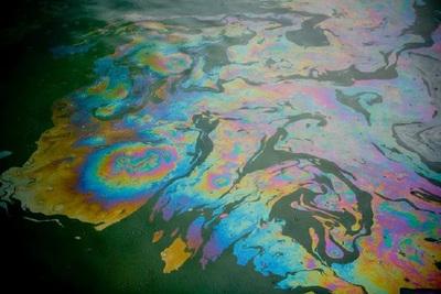 Medium water pollution
