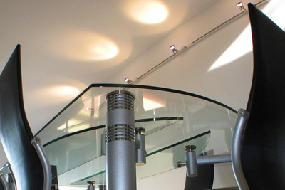 Coming onto the scene in the '60s, track lighting has maintained an enthusiastic customer base ever since.