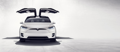 Tesla's luxury Model X was launched in 2015.