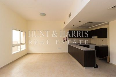 A 1,009 square foot two bedroom apartment is available in Al Ramth.