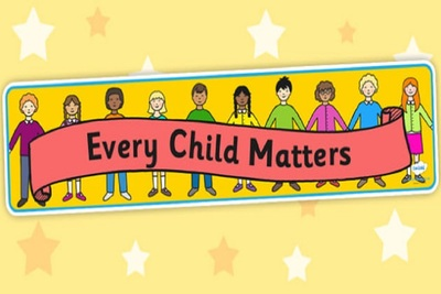 Medium t c 593 every child matters display banner