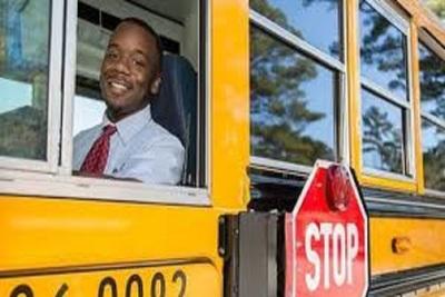 Medium schoolbusdriver