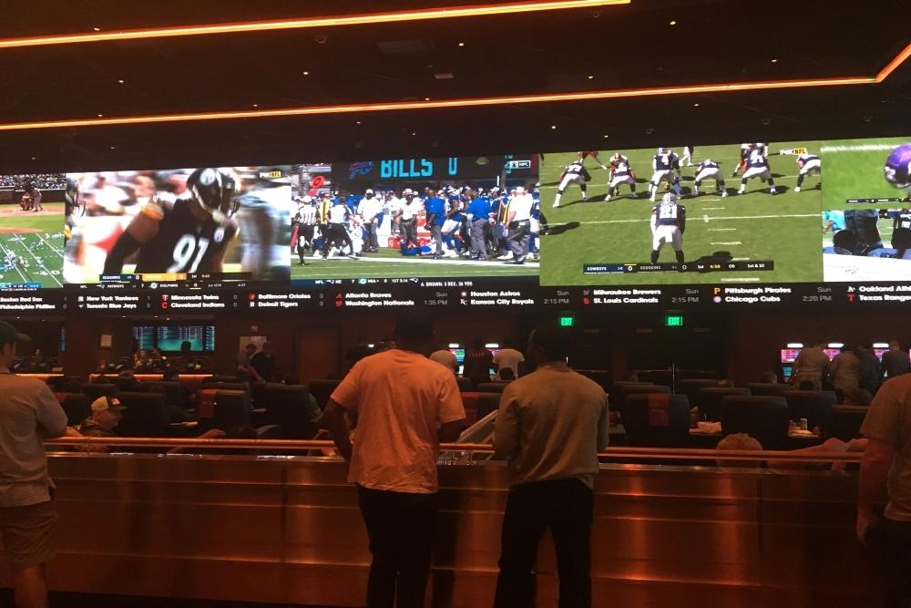 Parx casino sportsbook on nfl sunday