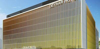 Deyaar announces start of work on new hotel project in Al Barsha