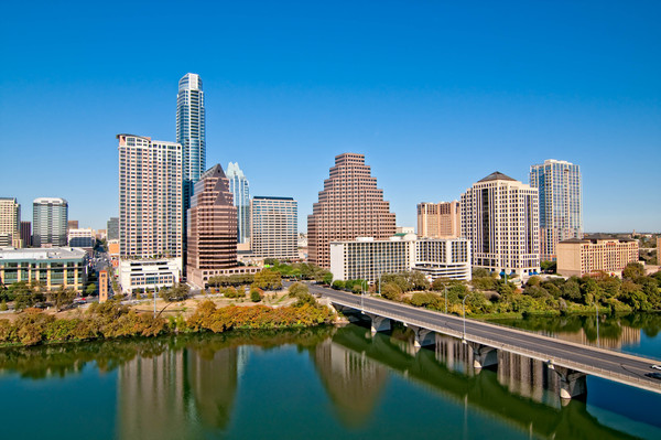 Located just a few miles from downtown Austin, Tarrytown is an upscale neighborhood.