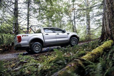 2019 Ford Ranger - XLT Lariat Super Crew shown