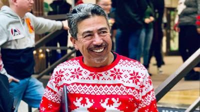 Former Ald. Daniel Solis