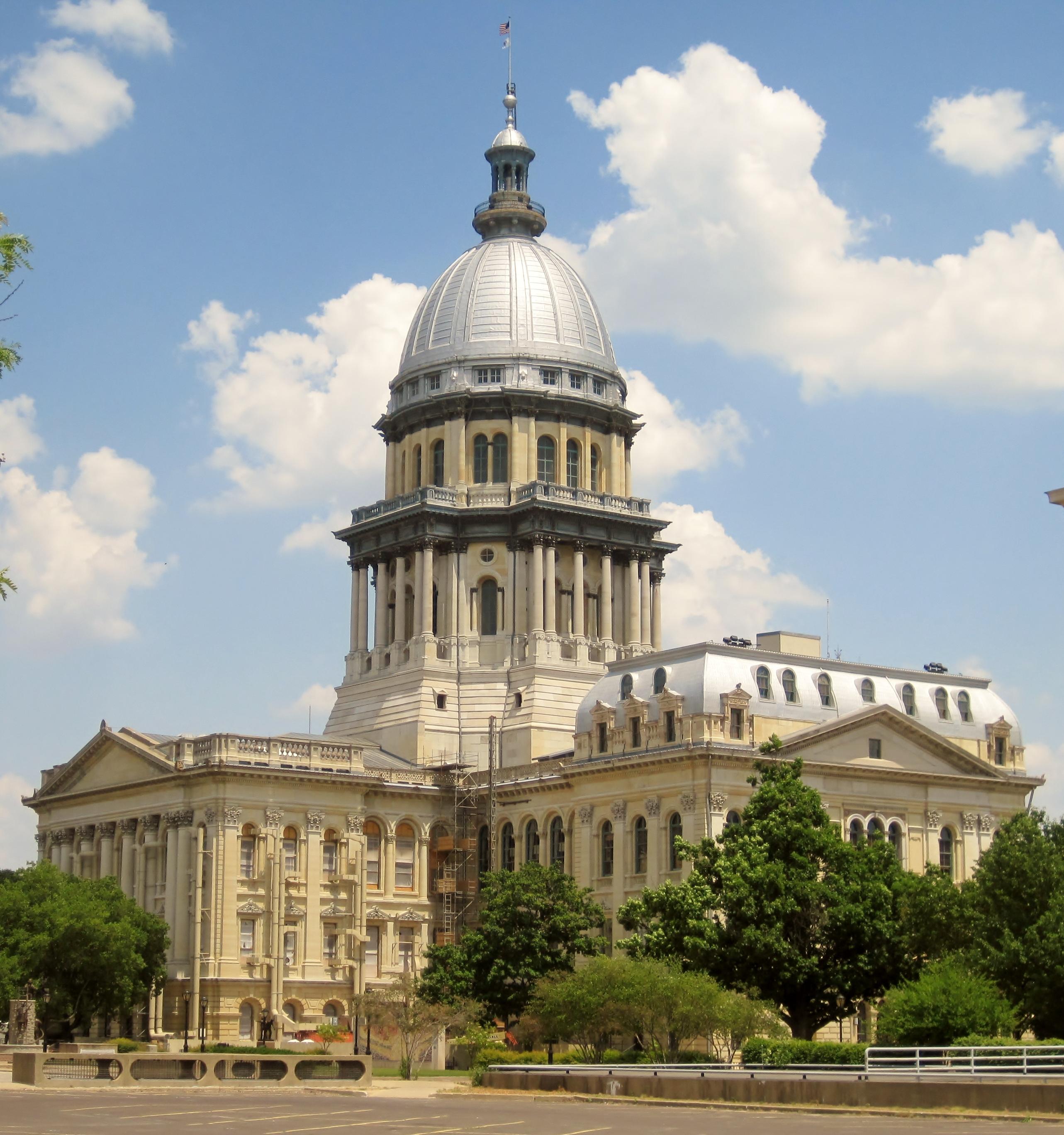 Illiniois State Capitol