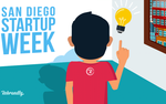 The Forbes School of Business at Ashford University teams with the Downtown San Diego Partnership to sponsor San Diego Startup Week.
