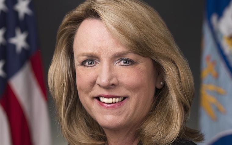 Secretary of the Air Force Deborah Lee James